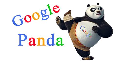 گوگل پاندا