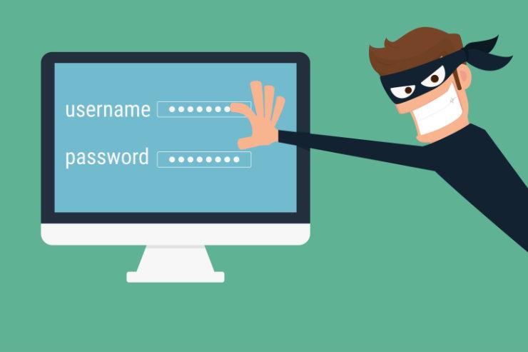 انتخاب رمز عبور قوی