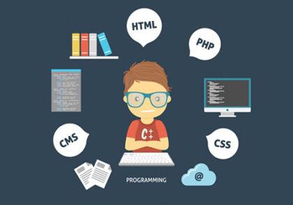 زبان های طراحی سایت
