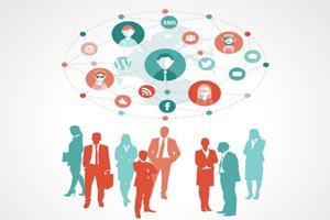 بازاریاب - راه های ارتباط با دیگران