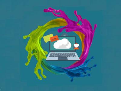 تاثیر رنگ در وبسایت