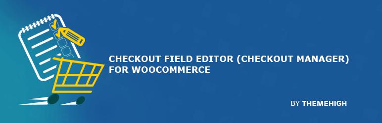 WooCommerce Checkout Field Editor - افزونه رایگان ووکامرس
