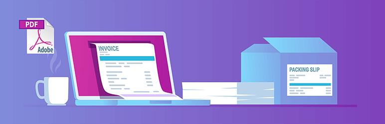 WooCommerce PDF Invoices & Packing Slips - افزونه رایگان ووکامرس