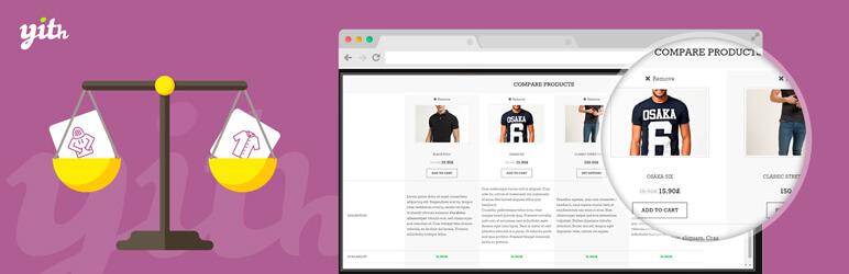 YITH WooCommerce Compare - افزونه رایگان ووکامرس