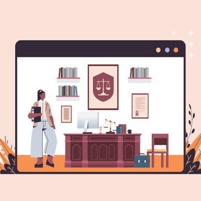 4 مرحله ی موفقیت کسب و کار شرکت های حقوقی آنلاین