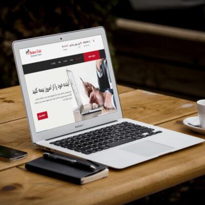 قالب حسابداری Business Trade