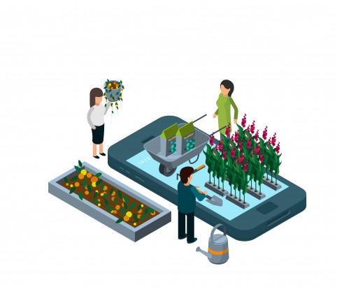 10 ایده ی بازاریابی برای رونق گل فروشی آنلاین