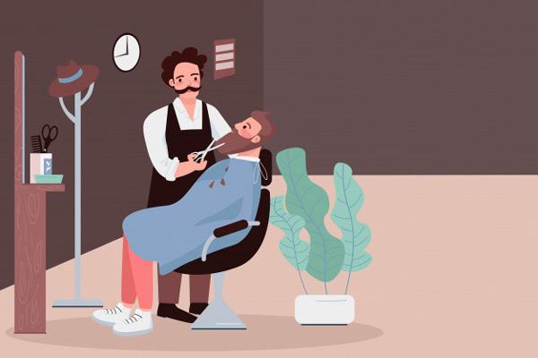 بدون این 20 ایده, آرایشگاه مردانه خود را تعطیل کنید!!
