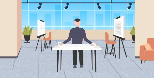 3 قدم تا تبدیل شدن به یک طراح داخلی حرفه ایی