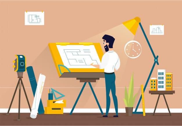 همه ی آنچه برای راه اندازی سایت معماری نیاز دارید