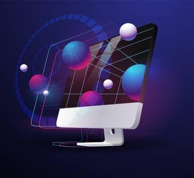 طراحی سایت سه بعدی