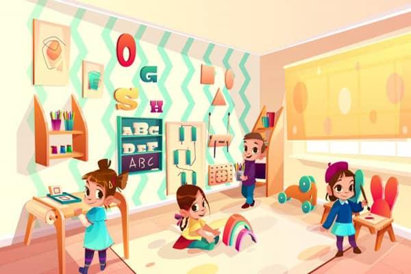 معرفی 7 سایت مهد کودک الهام بخش برای طراحی