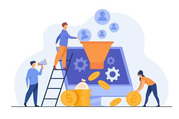 5 مرحله برای طراحی سایت ارزهای دیجیتال