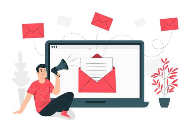 بازخوردهای بازاریابی ایمیلی برای فروشگاه های اینترنتی