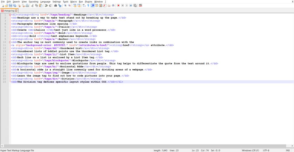 آموزش رایگان html- جلسه 2 ویرایشگرها در html