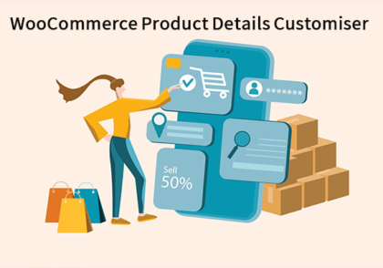 سفارشی سازی جزئیات محصول با افزونه WooCommerce Product Details Customiser