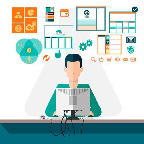 ویژگی ها و کاربردهای UI و UX