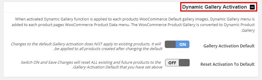 ساخت گالری داینامیک برای محصول با WooCommerce Dynamic Gallery