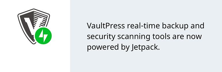 VaultPress افزونه بکآپگیری از وردپرس