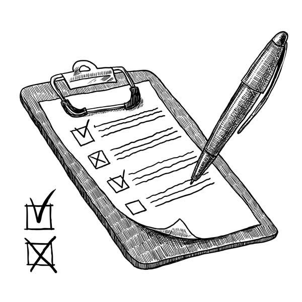 چک لیست تولید محتوا