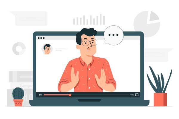 تولید محتوای ویدیویی و کسب درآمد